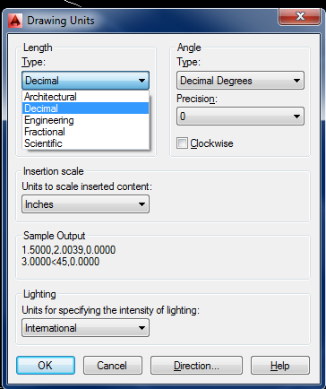 How to convert the unit from cm to mm in autocad quora for Millimeters to meters