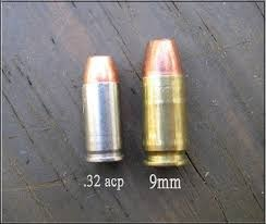 How Many Bullets Are In A 32 Pistol Quora