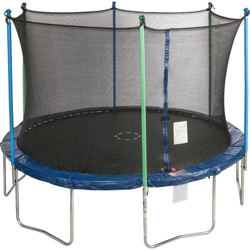 Jump Zone Trampoline Replacement Net: Is Jumping On A Trampoline Safe For A Toddler Apart From