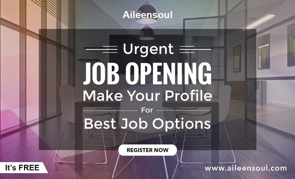 Aileensoul Is The Largest Growing FREE Job Marketplace. Get Quick Job    Find The Best Jobs, Hiring, Freelance For Free | Grow Business Network    Aileensoul. ...