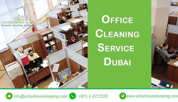 Which one is the best building cleaning company in Dubai? - Quora