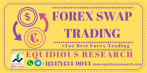 Swap rates in forex
