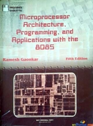 Microprocessor Book Pdf