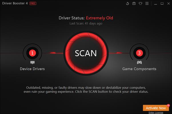 trial registration key for avast driver updater