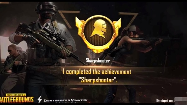 What Is The Best Way To Complete The Sharpshooter Achievement In Pubg Mobile Quora