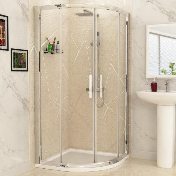 700mm quadrant shower enclosure
