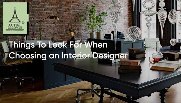 Active Designs Pvt. Ltd., The Interior Designers Cochin Take Into Account  All The Different Elements Involved In Interior Designing And Decoration.