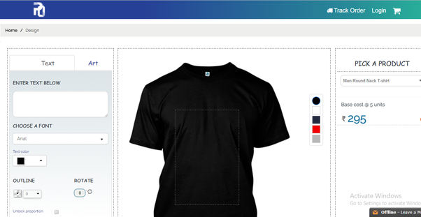 How to design t-shirts - Quora