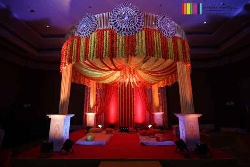 some of the best ideas for the decoration of wedding mandap i can suggest you - Some Decoration Ideas