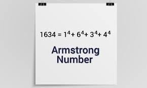 armstrong numbers list