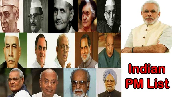 Pictures of indian prime ministers