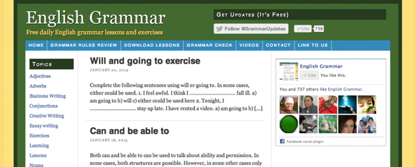 Where can i get a free and good grammar ebook quora i consider jennifers blog one of the best english grammar sources during all these years she has written lot of materials and put many downloadable fandeluxe Images