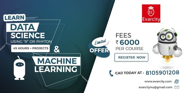 Which is the best course for data science and machine