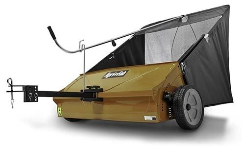 What Are Best Tow Behind Lawn Sweepers Quora