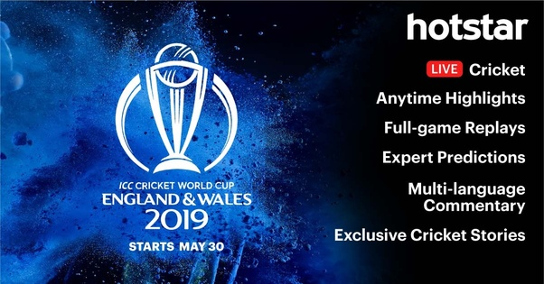 What Are The Options To Watch Cricket World Cup 2019 In Us