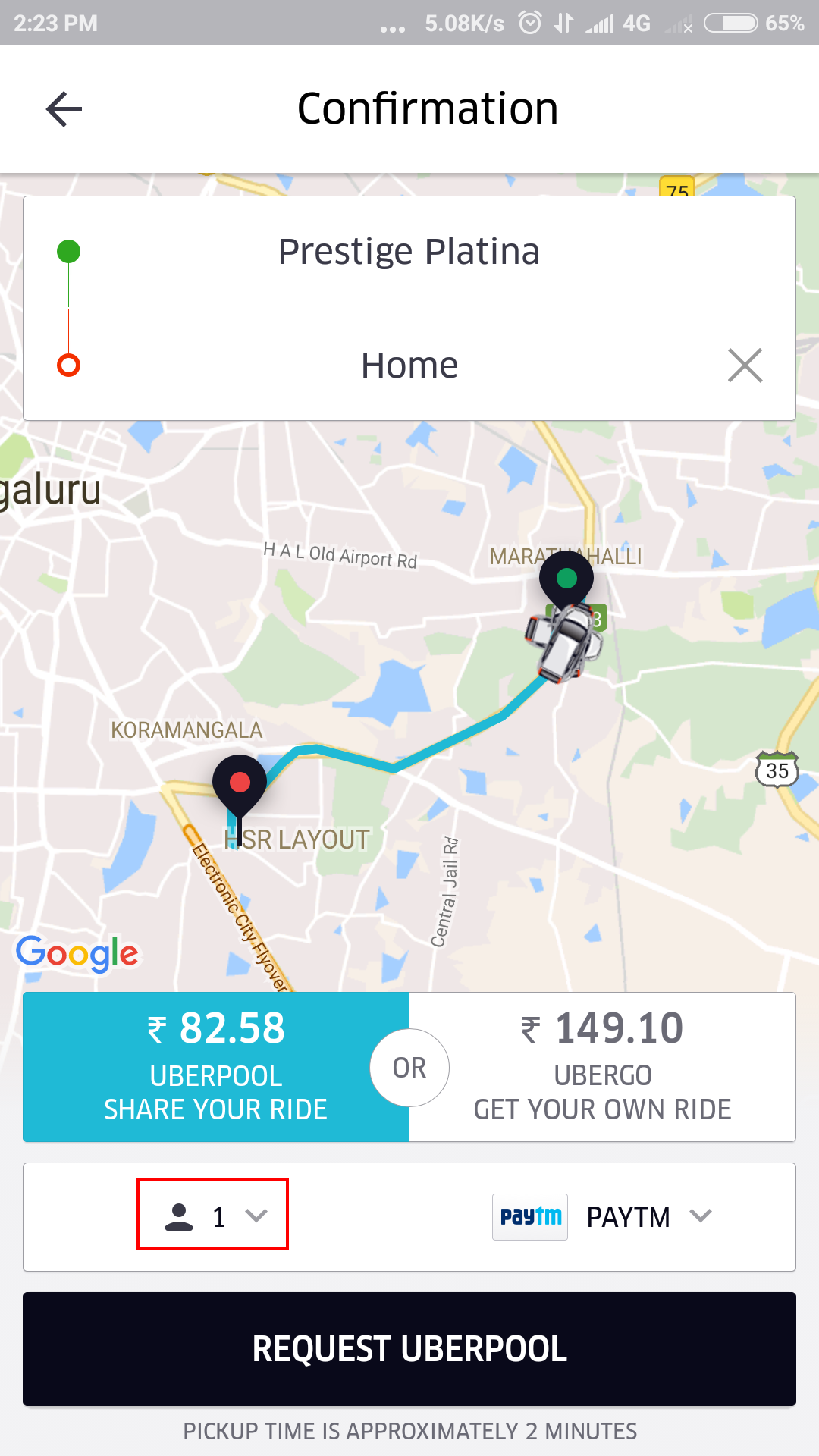 What are some hacks for Uber in India? - Quora