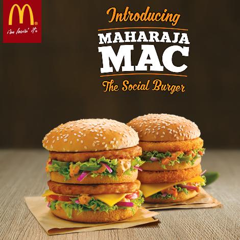 How McDonald's conquered India