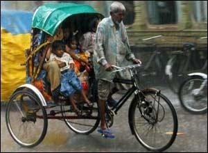 What Do You Think About The Rickshaw Drivers Both Auto And Cycle