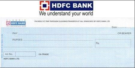 What Is Bank Cheque Leaf Quora