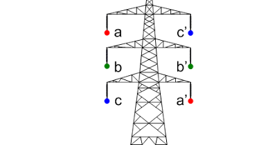 Why do we use double circuit line in a transmission? We can use ...