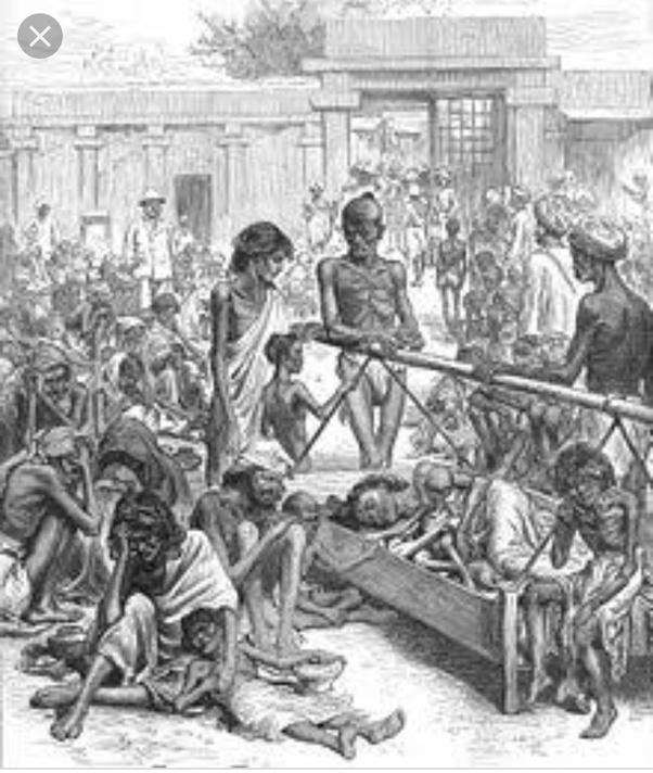 अंग्रेजों के समय में ग्रामीण अर्थव्यवस्था कैसी थी? - Quora