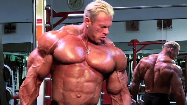 Can A Natural Bodybuilder Win The Mr Olympia Championship Without Taking Steroids Quora