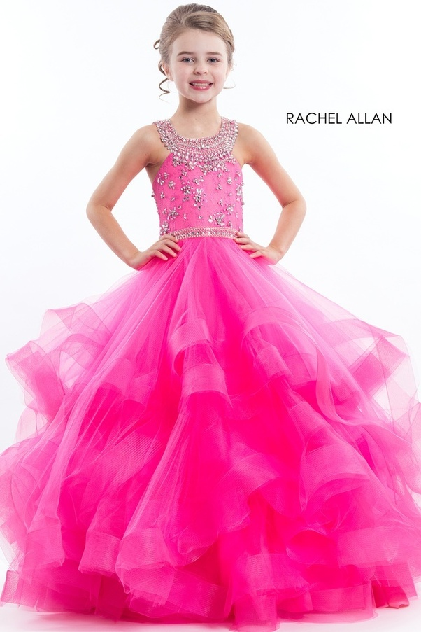 0fe868b7c56 I m sharing with you the beautiful Pageant dresses so that you can look  beautiful for your 13th birthday