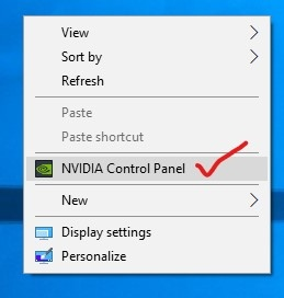 How to change the GPU from integrated to dedicated in an Acer Nitro
