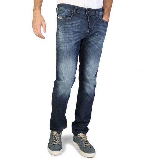 e6bff217 Image Source: DIESEL Blue Buster Light Wash Jeans