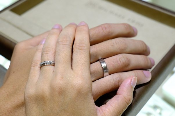 Why are wedding rings worn on the left hand quora the story of wearing your wedding ring on the left hand can be traced back to ancient roman and greek times really back in that day the romans believed junglespirit Image collections