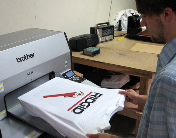 what are the essential things to start a t shirt printing
