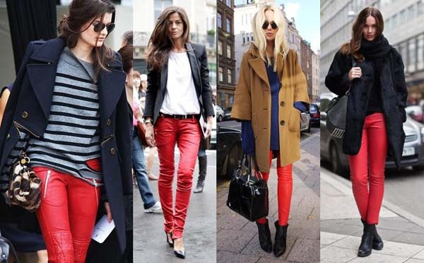 What Color Shirt Goes With Red Pants Quora