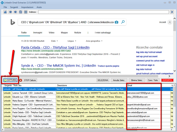 How to extract emails from LinkedIn - Quora
