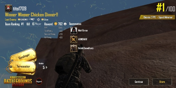 How to get free BP and UC in PUBG mobile - Quora
