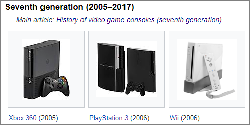 Arent there any new successful console besides xbox ps4 and switch eighth generation of video game consoles wikipedia publicscrutiny Gallery