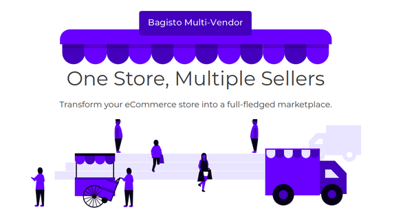 What is the best Laravel multi/single store shopping cart