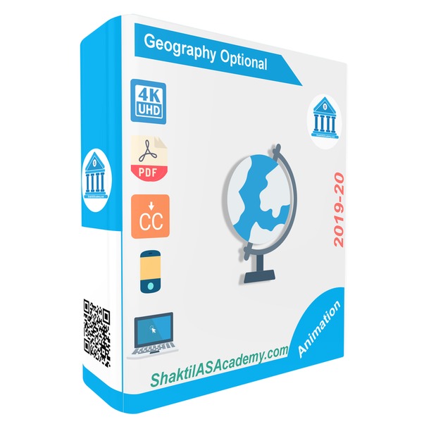 Which is the best online classes for UPSC geography optional