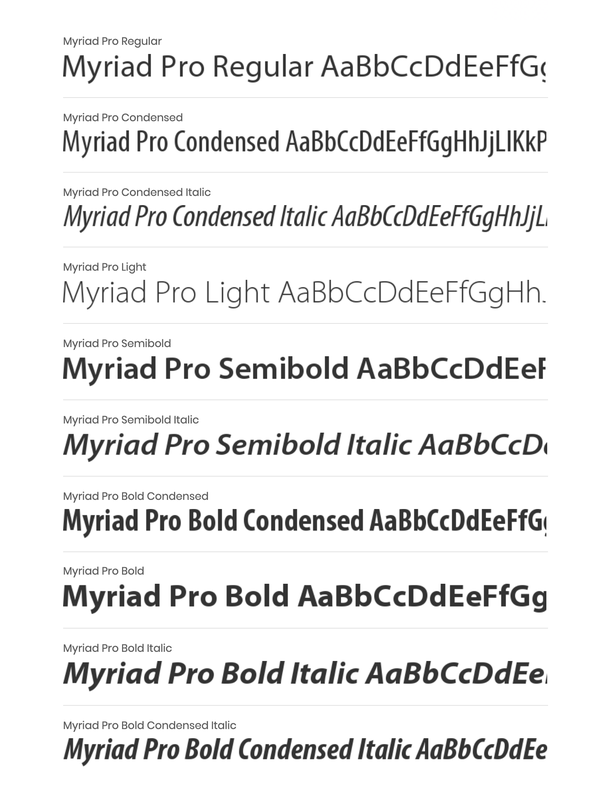 Are there any free fonts that are usable in a professional