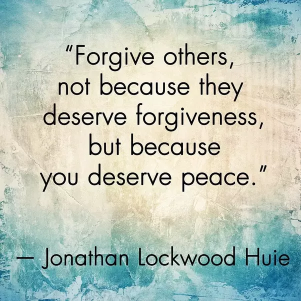 forgiveness in the bible