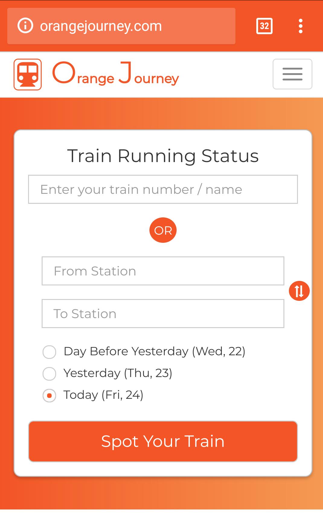 18310 running status