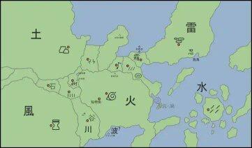 Bagaimana Konsep Negara Api Angin Air Dll Dalam Dunia Naruto Mengapa Pada Perang Dunia Shinobi Setiap Negara Hanya Diwakili Satu Desa Quora
