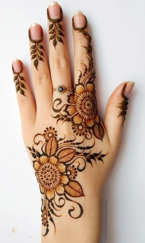 Is It Considered Culturally Appropriative To Get Henna Tattoos Done