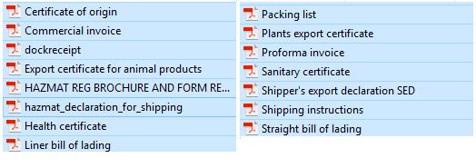 How to export aluminum scrap from usa quora shipping forms yadclub Choice Image