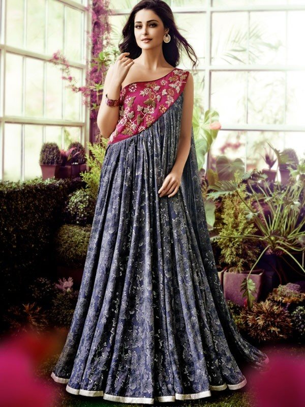 Well If You Are Looking To Buy Bridal Lehenga Then We An Online Ethnic Wear Store Have Huge Collection Of Gown Saree As