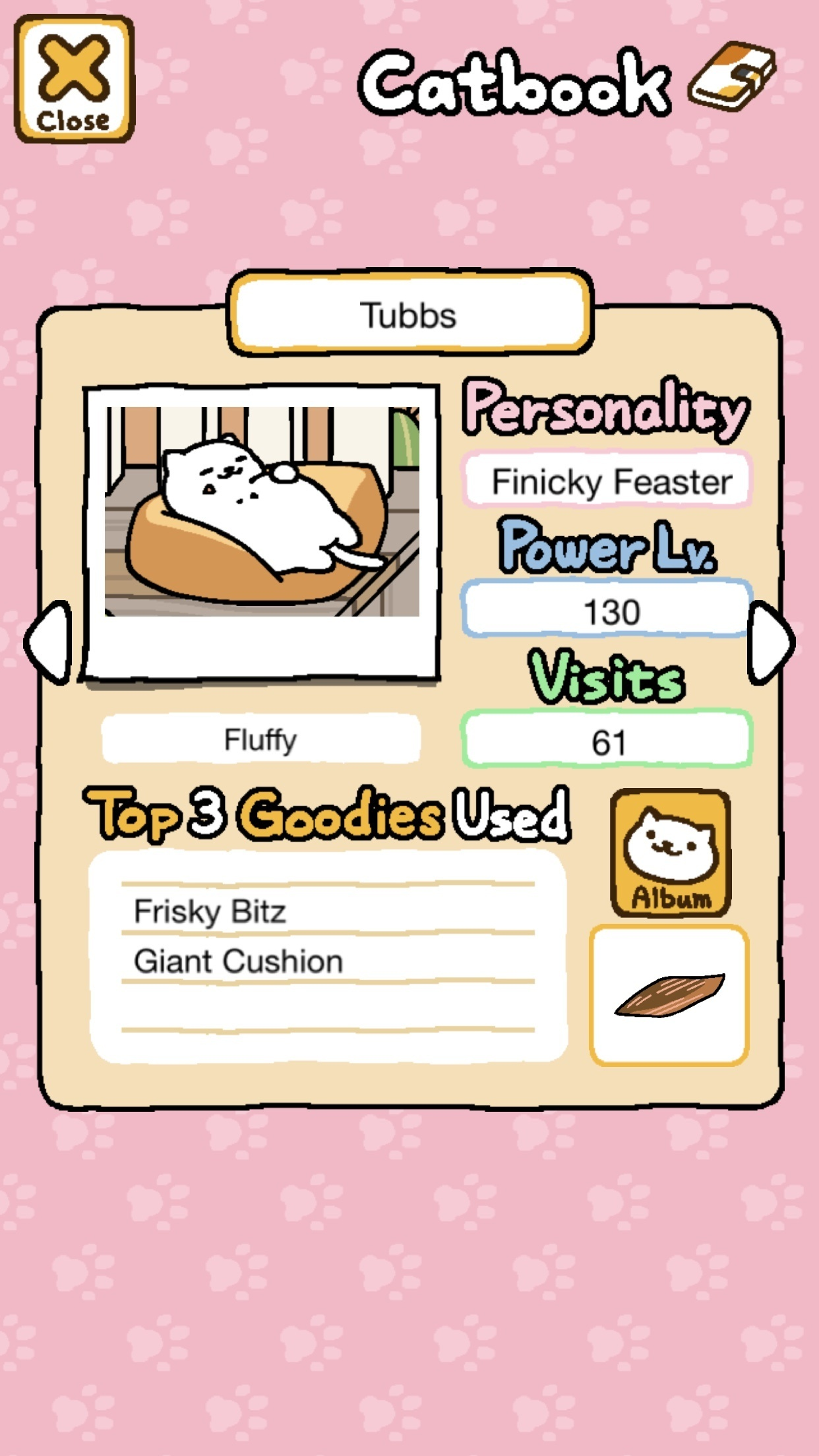If You Re Interested In General Neko Atsume Strategy Check Out What Is The Best Way To Get Gold Fish
