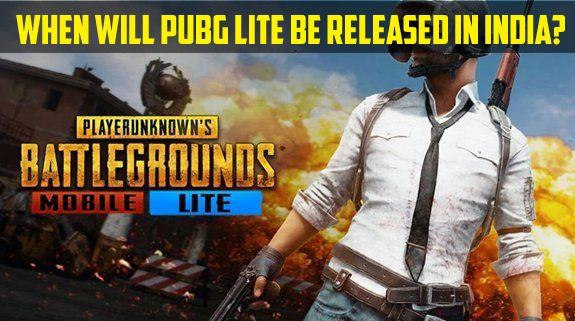 When will PUBG PC Lite launch in India? - Quora
