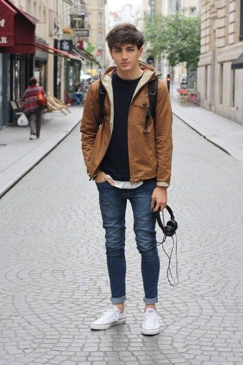 nice outfit for teenage guys 2019