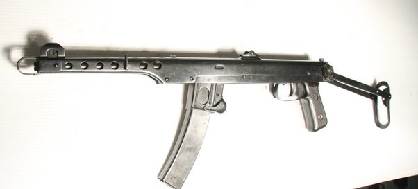 What are some guns that look as 'simple' or 'crude' as the