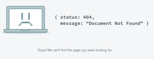 What is the best designed 404 page you've discovered? - Quora
