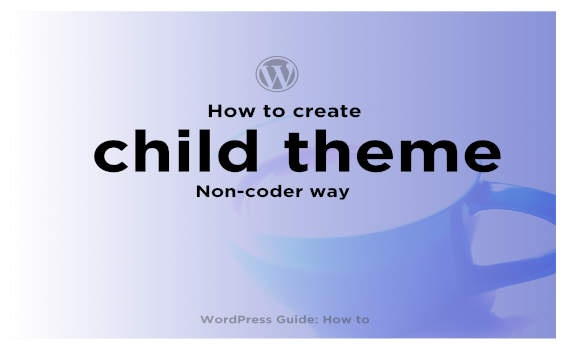 How to make a child theme in WordPress Twenty Seventeen theme - Quora